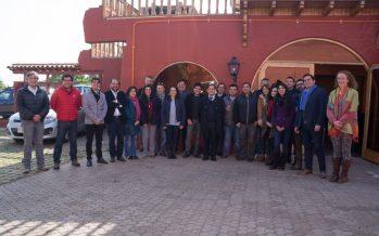 PER MásMar y CORFO Coquimbo realizaron jornada de trabajo y coordinación de proyectos pesqueros y acuícolas