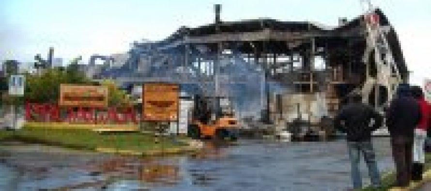 Cuarta parte de la producción nacional de agar-agar se verá mermada por incendio de Proagar
