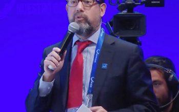 Francisco Orrego abordó la posible nulidad de la ley de pesca