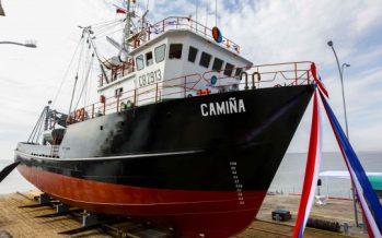 Corpesca invierte US$23 millones para renovar su flota de barcos de alta mar