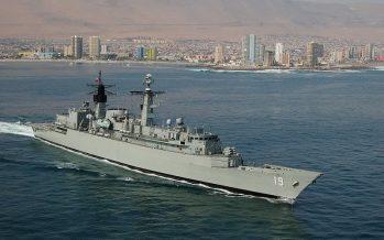 Armada probará en marzo nuevo sistema de vigilancia contra pesca ilegal en alta mar