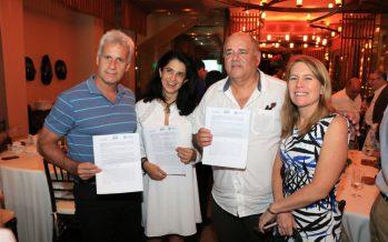 Presidente de Sonapesca F.G. fue elegido embajador de movimiento #PescaConFuturo
