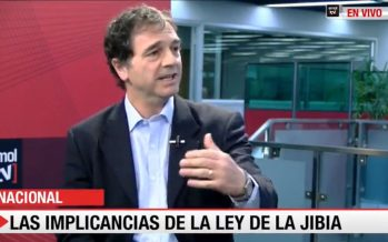 """Héctor Bacigalupo: """"Se está legislando en torno a mitos y slogans"""""""