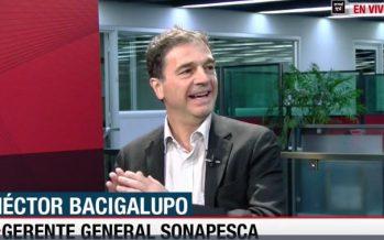Sonapesca sobre aumento de cuota unilateral de Perú