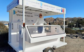 Desarrollan carro autosustentable para apoyar  a comerciantes pymes de productos del mar en ferias libres