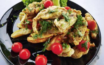 Invitan a consumir la amplia variedad de productos del mar en Semana Santa