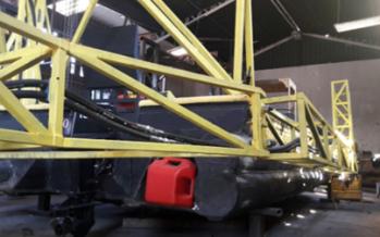 Tecnología chilena: Construyen máquina para cosechar algas