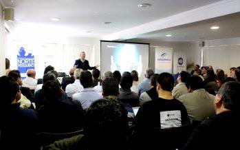 Emprendedores participan en primer seminario pesquero de Arica y Parinacota