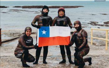 Gremios pesqueros felicitan a campeonas del Open Panamericano de Pesca Submarina