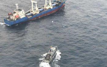 Aumenta la preocupación por el avance de embarcaciones asiáticas hacia el mar jurisdiccional de Chile
