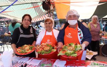Sexto Festival del Pescado Frito encantó a vecinos de Puente Alto