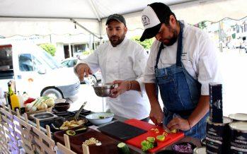 Chiloé disfrutó de una cocina demostrativa elaborada con sus productos del mar