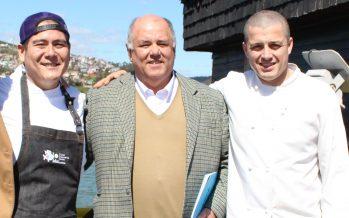Adiós a Ciro, el chef que buscó fomentar el consumo de productos del mar