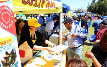SONAPESCA participa en actividades del día del feriante