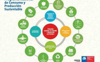 Sonapesca participa en presentación del Programa Nacional de Consumo y Producción Sustentables