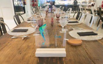 Con eventos de gastronomía se busca dar valor a la Merluza Austral de Chile