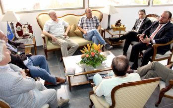 Presidente de Sonapesca suma apoyo para campaña de consumo de pescados y mariscos
