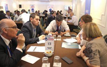 Empresas proveedoras de productos del mar participan de segunda rueda de negocios de Junaeb