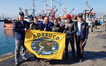 Sonapesca apoya a deportistas de pesca submarina