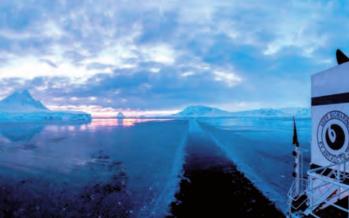 La más grande AMP en la Antártica