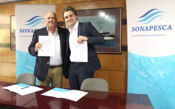 Sonapesca reciclará todas sus redes con Bureo NetPositiva