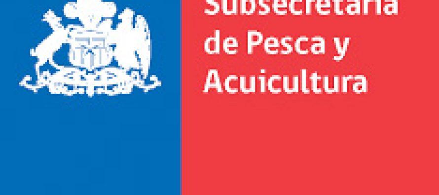 Nombran nuevo de Subsecretario de Pesca y Acuicultura