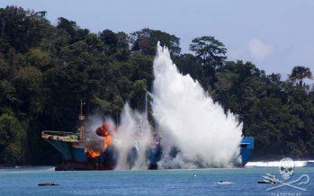 Ofensiva contra el pescado ilegal