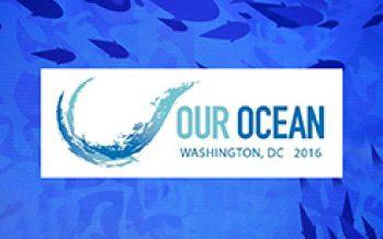 Tercera versión del evento: Exitosa rendición de cuentas en Our Ocean  por conservación de recursos marinos
